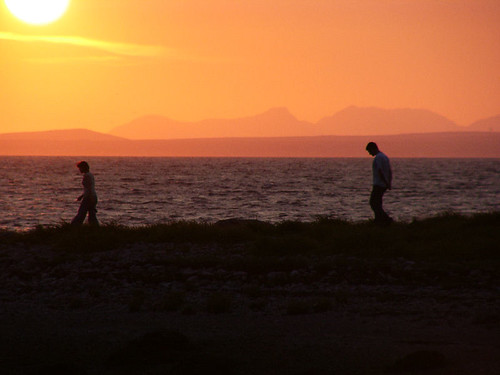 """""""Sunset Galway Bay"""" by Kevin Grahame"""