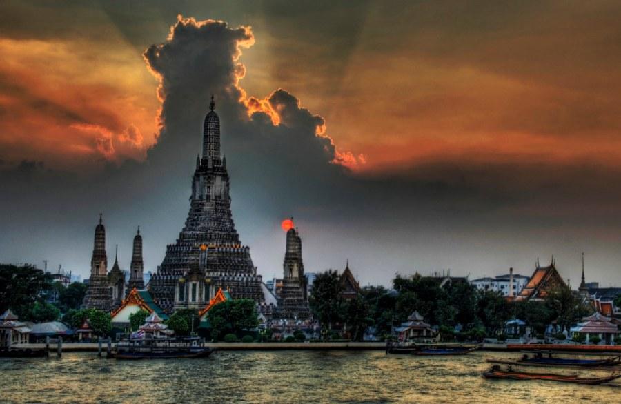 One Night in Bangkok (by Stuck in Customs)