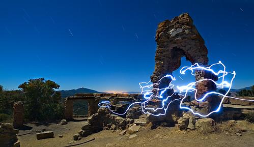 Knapp's Castle, Electrified by BURИBLUE.