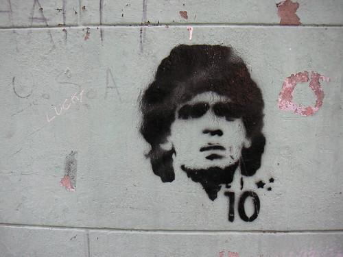 Stencil Graffiti Buenos Aires by Thomas Locke Hobbs, on Flickr
