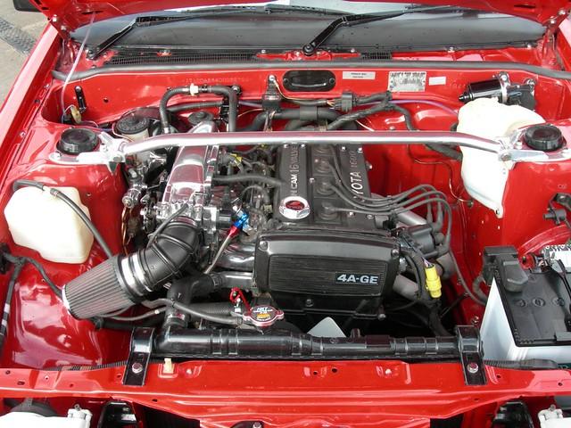 4A-GE AE86 Engine