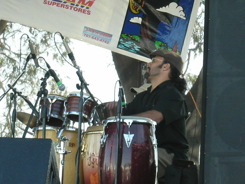 Bongos Baby! Larry Vuckovich Quartet