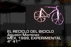 el reciclo del biciclo