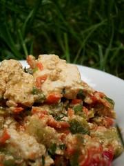 tofu deli salad