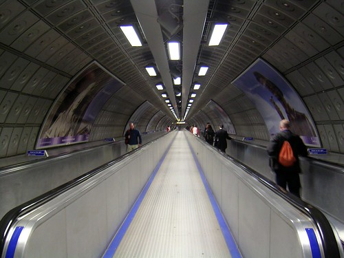 Waterloo Travelator