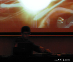 Vate en vivo, niu, Barcelona 20:01:2007