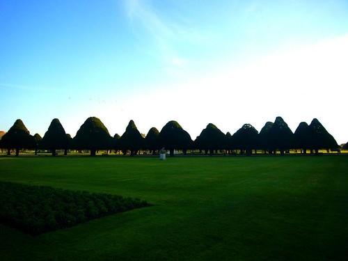 Hampton Court Palace - Formal Gardens & beyond