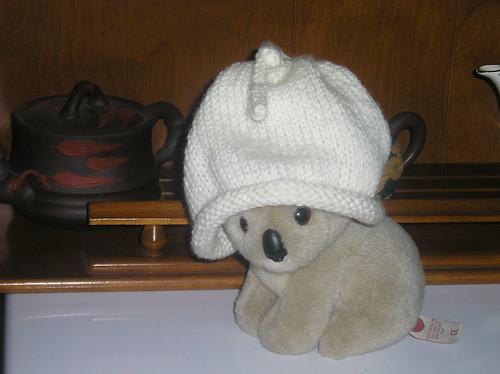 umbilical cord hat