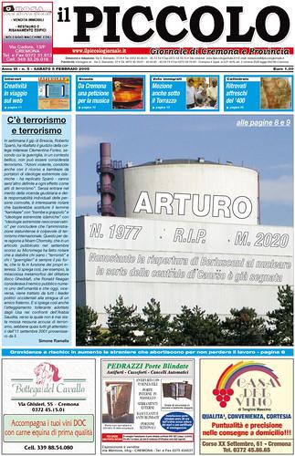 Arturo 1977-2020
