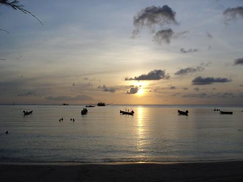 Koh Tao Sunset - Koh Tao, Thailand