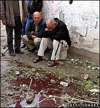 Zionist Massacre in Beit Hannoun, Gaza, Palestine