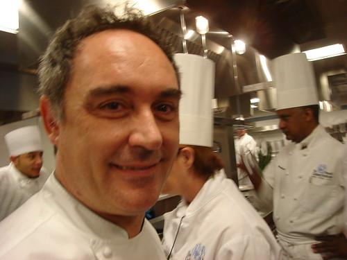 Ferran Adri?, NYC
