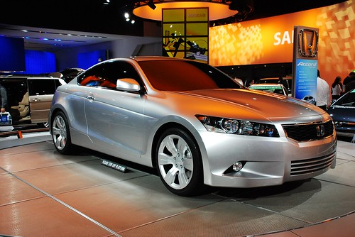 Accord Coupe Concept