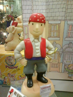 Mr Benn The Pirate