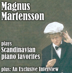 Scandinavian Piano Favorites CD