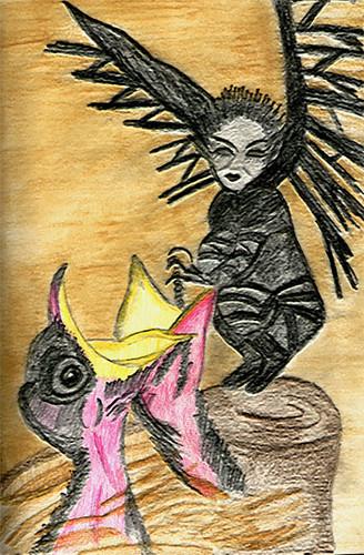 Sleek Black Birds | A Raven Called Me