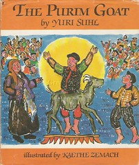 The Purim Goat