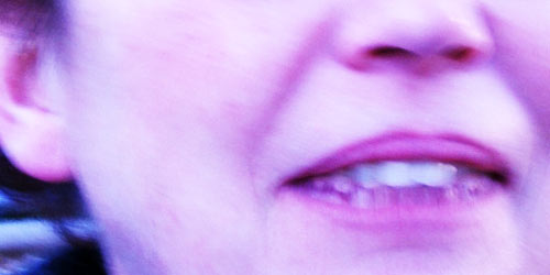 My Mom's teeth