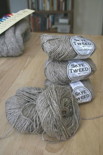 Classic Elite Skye Tweed