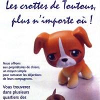 PuppiClean, la campagne anti-crotte !!