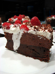 Double Chocolate Torte