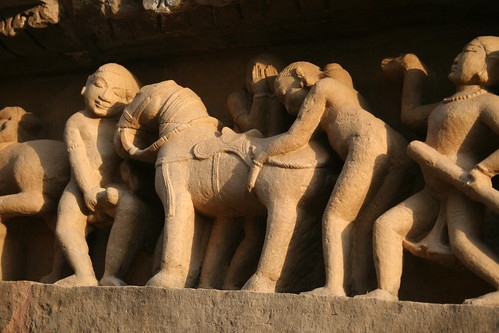 Khajuraho, by pyjama @ Flickr