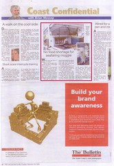 Gold Coast Bulletin Publicity