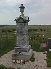A Memorial at Wounded Knee