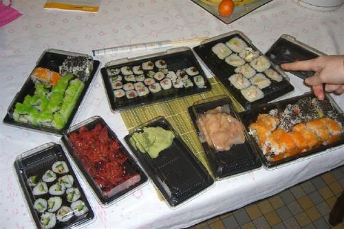Viel Sushi