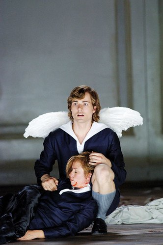 Cherubino and Cupid