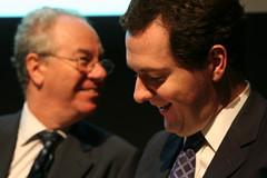Peter Kellner (YouGov) & George Osborne MP