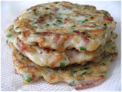 Savoury pancakes!