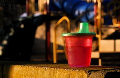 Sippy Cup Forgotten