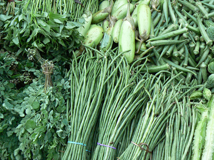 dinengdeng veggies