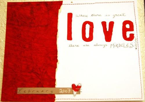 love - feb 07