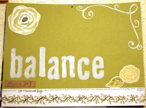 balance - mar 07