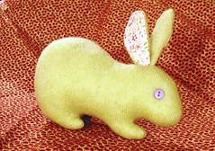 pistachio bunny
