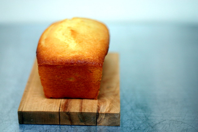grapefruit yogurt loaf