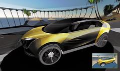 Mazda Concept Car - Design Mod