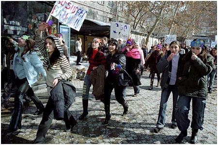 Barekendan, Yerevan, Republic of Armenia by Onnik Krikorian, CRD / TI Armenia 2007