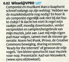 VPRO Gids - nr9, 2007