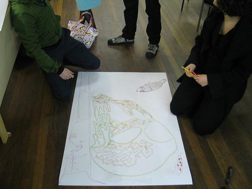 The Art Market - doodle show