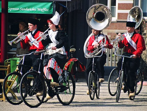 'Marching Band,' Dutch-Style by happyrach8.