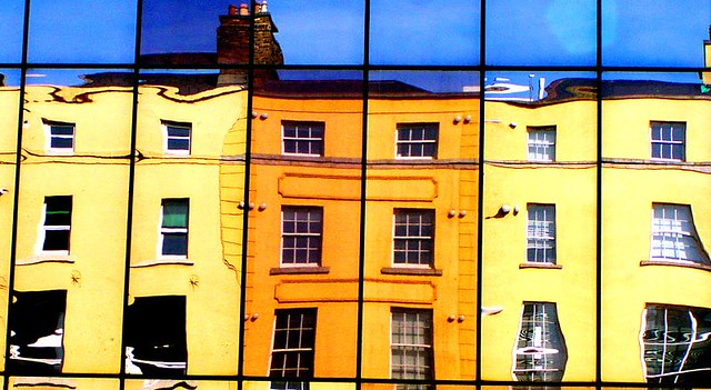 Reflections of Westmoreland Street