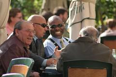Cafe society, Valetta