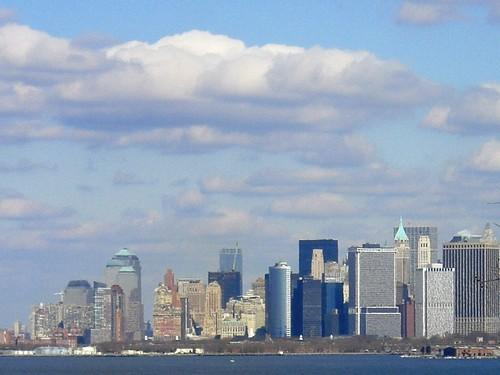 Lower Manhattan From Bay Ridge