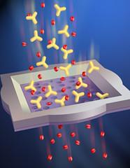 Super-thin Filter Sorts Individual Molecules