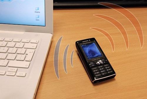 Bluetooth Modem - K800i