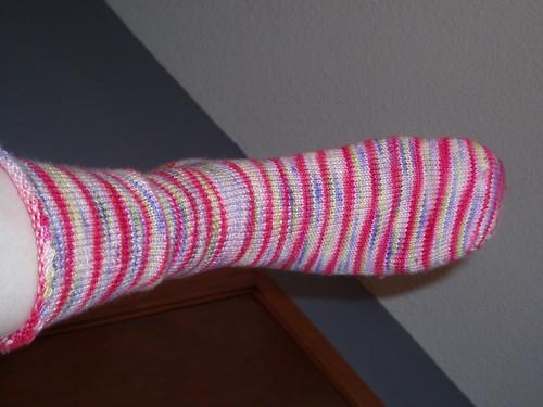 Freesia Sock