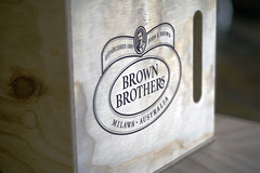 Brown Brothers winery